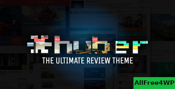 Nulled Huber v2.27 – Multi-Purpose Review Theme NULLED