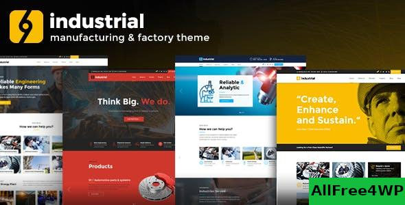 Nulled Industrial v1.3.8 – Corporate, Industry & Factory NULLED