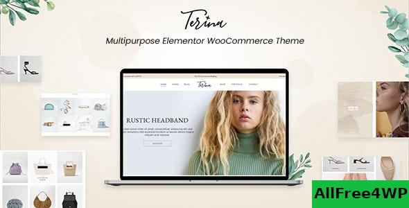 Nulled Terina v1.0.0 – Multipurpose Elementor WooCommerce Theme NULLED