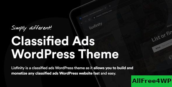Nulled Lisfinity v1.1.9 – Classified Ads WordPress Theme NULLED