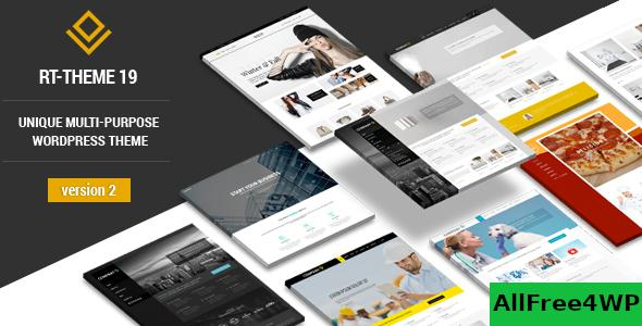 Nulled RT-Theme 19 v2.9.6 – Responsive Multi-Purpose WP Theme NULLED