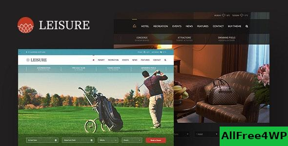 Nulled Hotel Leisure v2.1.17 – Hotel WordPress Theme NULLED