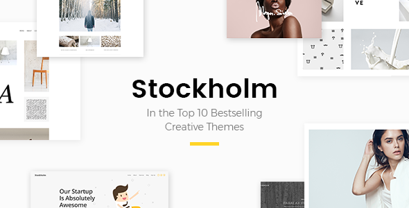 Nulled Stockholm v6.1 – A Genuinely Multi-Concept Theme NULLED