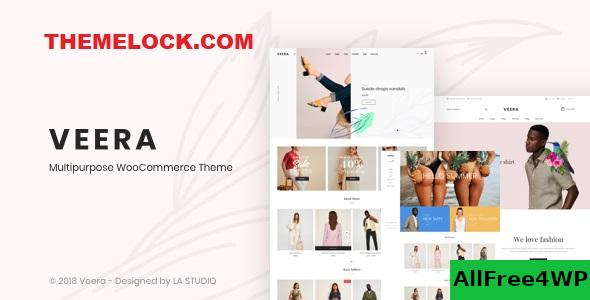Nulled Veera v1.1.4 – Multipurpose WooCommerce Theme NULLED