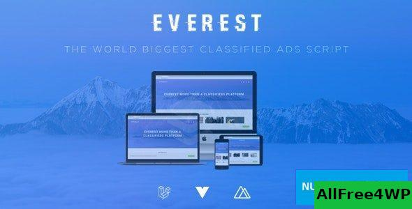 EVEREST v2.0 - PHP Classified Ads Script - nulled