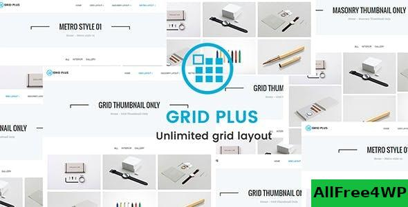 Grid Plus v3.0 - Unlimited Grid Layout