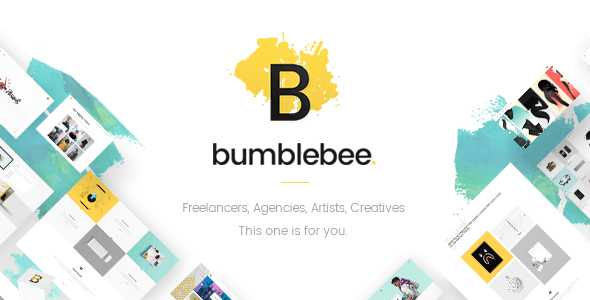 Nulled Bumblebee v1.4 – Web Design Agency Theme NULLED
