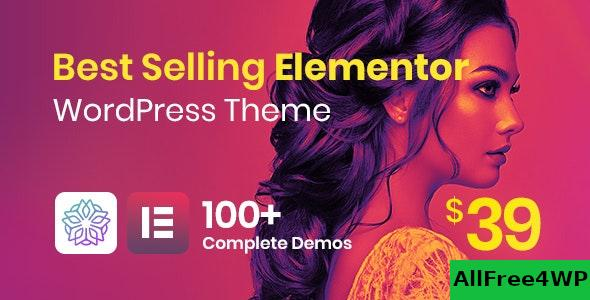 Nulled Phlox Pro v5.5.1 – Elementor MultiPurpose Theme NULLED