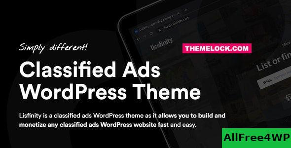 Nulled Lisfinity v1.1.11 – Classified Ads WordPress Theme NULLED