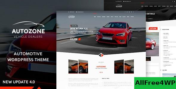 Nulled Autozone v5.2.2 – Automotive Car Dealer NULLED