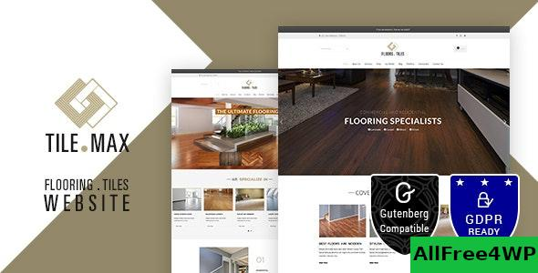 Nulled Tilemax v2.3 – Flooring, Tiling & Paving WP Theme NULLED