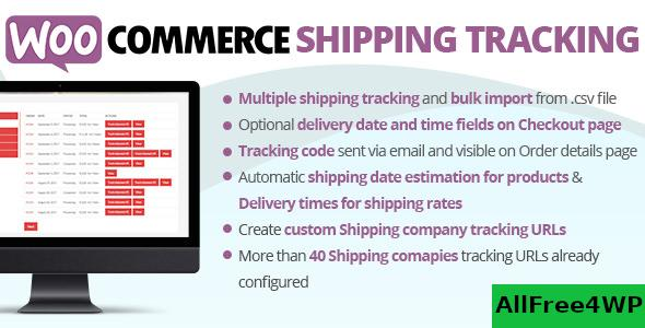 Download 🔝 WooCommerce Shipping Tracking Plugin v27.1