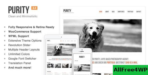 Purity v4.4.8 - Responsive, Minimal & Bold WP Theme
