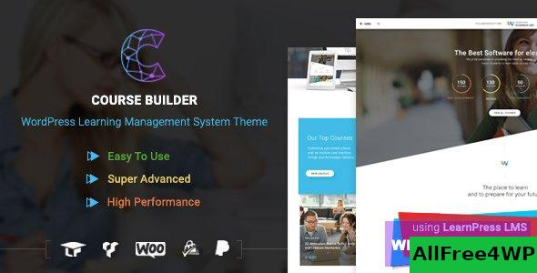 Course Builder v3.1.9 - LMS Theme for Online Courses