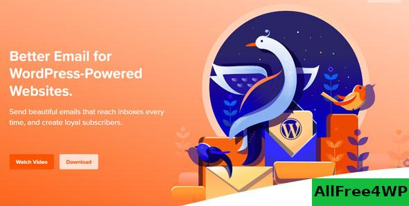 Mailpoet Premium v3.55.0 - WordPress Plugin