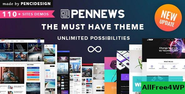 Download 🔝 PenNews v6.6.0 - News/ Magazine/ Business/ Portfolio