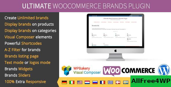 Ultimate WooCommerce Brands Plugin v1.8