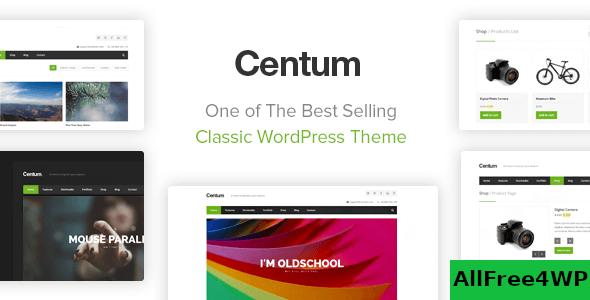 Download 🔝 Centum v3.3.13 - Themeforest Responsive WordPress Theme
