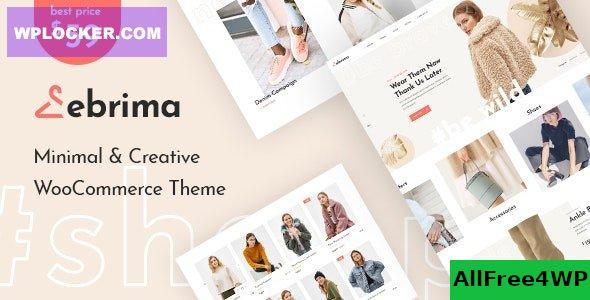Download 🔝 Ebrima v1.1.9 - Minimal & Creative WooCommerce WP Theme