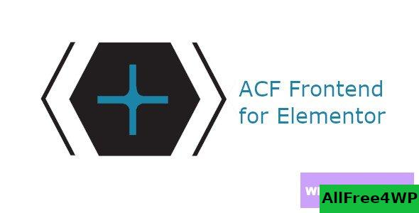 ACF Frontend Form Element Pro v2.7.4