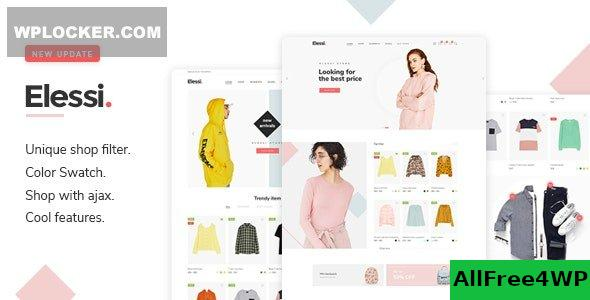 Elessi v4.0.3.1 - WooCommerce AJAX WordPress Theme - RTL support