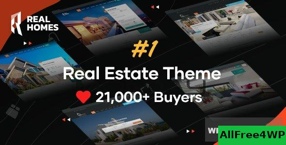 Real Homes v3.12.0 - WordPress Real Estate Theme