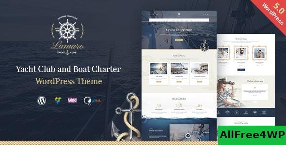 Download 🔝 Lamaro v1.2.3 - Yacht Club and Rental Boat Service WordPress Theme
