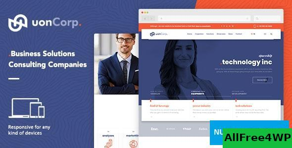 Uon Corp v1.0 - Business Solutions Consulting Companies