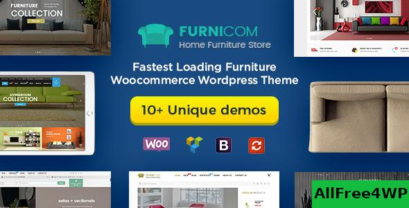 Furnicom v2.0.1 - Fastest Furniture Store WooCommerce Theme