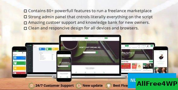 GigToDo v1.5.3 - Freelance Marketplace Script - nulled