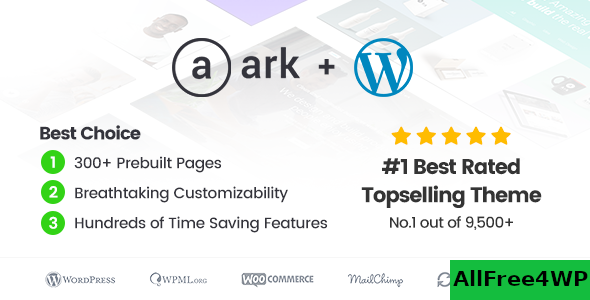 The Ark v1.51.0 - Multi-Purpose WordPress Theme