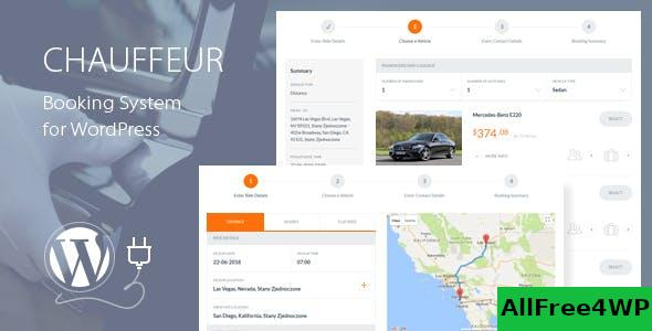 Chauffeur v5.7 - Booking System for WordPress