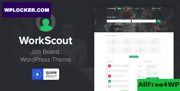 WorkScout v2.0.18 - Job Board WordPress Theme