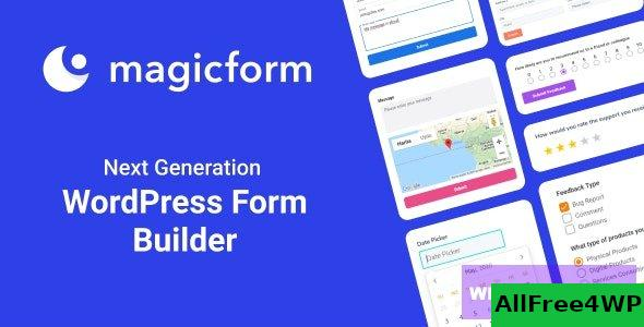 MagicForm v1.5.1 - WordPress Form Builder