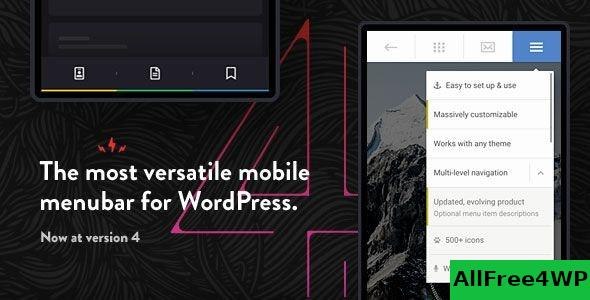Touchy v4.3 - WordPress Mobile Menu Plugin