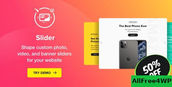 Slider v1.1.0 - WordPress Image Slider Plugin
