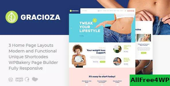 Gracioza v1.0.5 - Weight Loss Company & Healthy Blog
