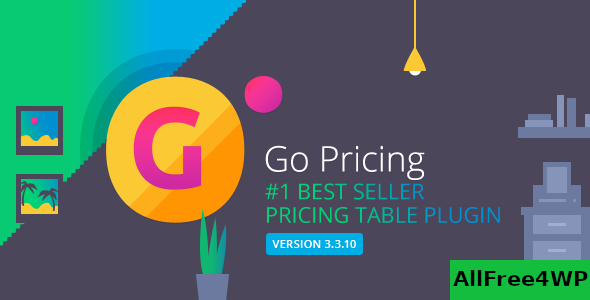 Go Pricing v3.3.18 - WordPress Responsive Pricing Tables