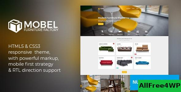 Mobel v1.0 - Furniture HTML Template