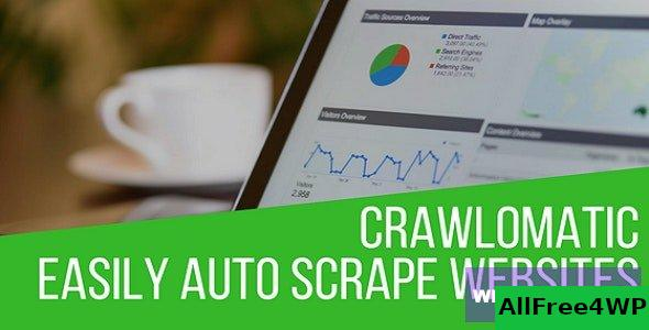 Crawlomatic v2.1.0 - Multisite Scraper Post Generator Plugin for WordPress