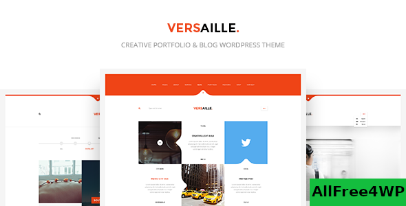 Download 🔝 Download Versaille v1.4.1 - Personal Blog WordPress Theme