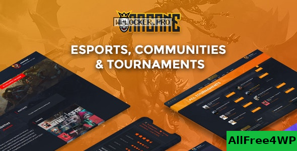 Arcane v3.4 – The Gaming Community Theme + Plugins