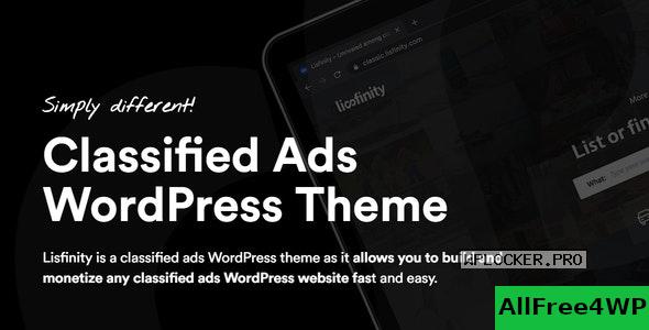Download 🔝 Lisfinity v1.1.19 - Classified Ads WordPress Themenulled