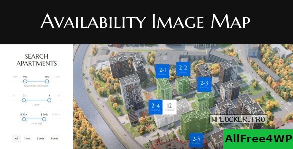 Availability Image Map v1.27.2 – WordPress Plugin