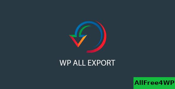 Download 🔝 WP All Export Pro v1.6.4