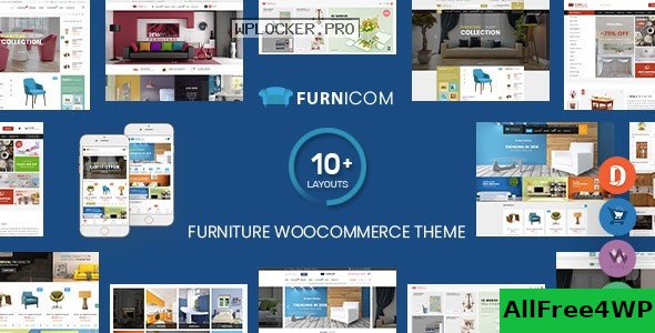 Furnicom v2.0.3 – Fastest Furniture Store WooCommerce Theme