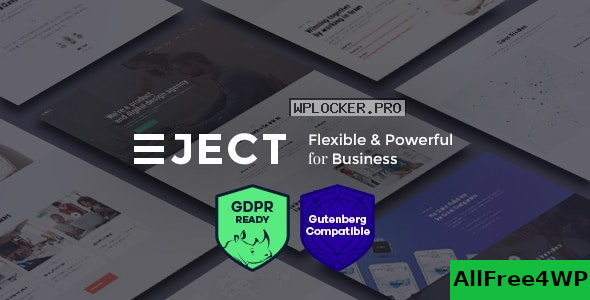 Download 🔝 Eject v1.4 - Web Studio & Creative Agency Theme