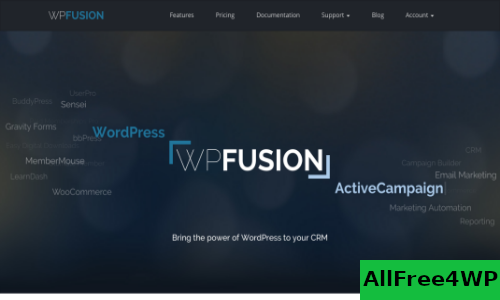 WP Fusion v3.36.5 – Connect WordPress to anything