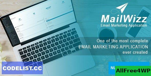 MailWizz v1.9.21 - Email Marketing Application - nulled