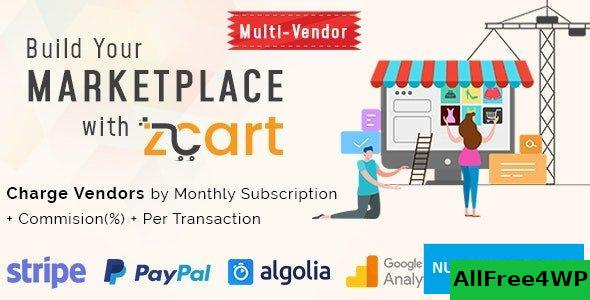zCart v2.2.0 - Multi-Vendor eCommerce Marketplace - nulled